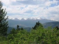 Colorado Rocky Mountains. Photo Courtesy of John Gritts.